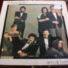 Disques de vinyle: MOCEDADES- AMOR DE HOMBRE- SINGLE (PEDIDO MINIMO 4€) 378. Lote 47169518