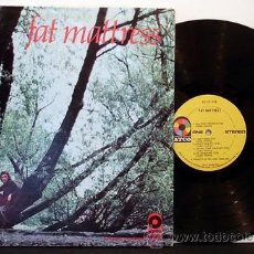 Discos de vinilo: FAT MATTRESS / FAT MATTRESS 69 - 1º LP - JIMI HENDRIX, BLUES PSYCH-PROG. ORIG. EDIT USA !! EXC. Lote 47169749