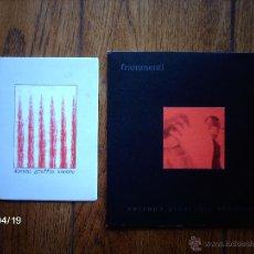 Discos de vinilo: FRAMMENTI - CORRONO GINOCCHIA SHUCCIATE . Lote 47179326