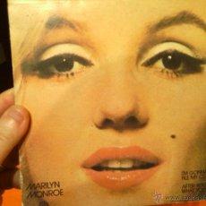 Discos de vinilo: MARILYN MONROE. Lote 47179589