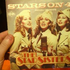 Discos de vinilo: STARSON 45- THE STAR SISTERS. Lote 47179606