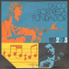 Discos de vinilo: NUEVAS AMISTADES. AS CAMPANAS;BARQUIÑA DE CORCHO;NUEVO AMANECER;UN-HA MULLER RF-8288. Lote 47185195