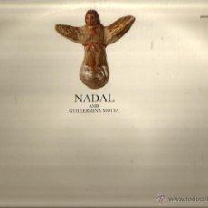 Disques de vinyle: LP GUILLERMINA MOTTA - NADAL ( COMPLETAMENTE NUEVO ) . Lote 47185230