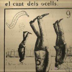 Discos de vinilo: MAXI ARS PROMISCUA : CATALAN LAND + SOPA DE RAP + EL CANT DELS OCELLS . Lote 47191351