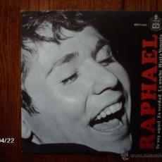 Discos de vinilo: RAPHAEL - YO SOY AQUEL + 3. Lote 47203954