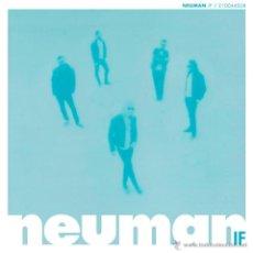 Discos de vinilo: NEUMAN - IF - VINILO LP - INDIE ESPAÑOL - SUBTERFUGE 2015 - A ESTRENAR. Lote 110693148