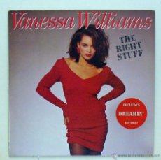 Discos de vinilo: VANESSA WILLIAMS - 'THE RIGHT STUFF' (LP VINILO). Lote 47226971