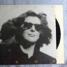 Discos de vinilo: LP ROSA LEON-ROSA LEON. Lote 47240699
