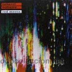 Discos de vinilo: CABARET VOLTAIRE: RED MECCA - 1 LP VINILO - (UK, 1981) - ROUGH TRADE. Lote 47245797