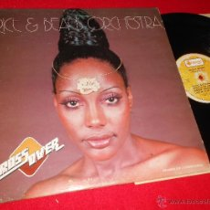 Discos de vinilo: RICE & BEANS ORCHESTRA LP 1977 ORANGE LP-1719 EDICION PUERTO RICO PEPE LUIS SOTO FUNK DISCO. Lote 47245831