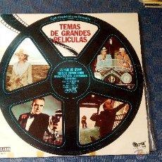 Discos de vinilo: TEMAS DE GRANDES PELICULAS-ORLADOR 1972. Lote 47248223