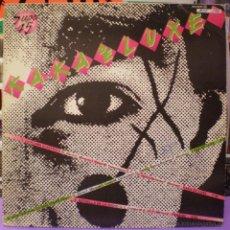 Discos de vinilo: KAKA DE LUXE - PARAÍSO - MAXI SINGLE. Lote 47249583