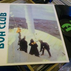 Discos de vinilo: BOA CLUB TINIEBLAS DISCO DE VINILO MAXI 12 PULGADAS NEZKABEL RECORDS SONIDO VALENCIA 1992 TECHNO. Lote 89757758