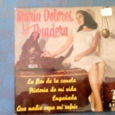 Discos de vinilo: MARIA DOLORES PRADERA. Lote 47252525