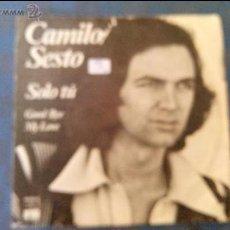 Discos de vinilo: CAMILO SEXTO. Lote 47252680