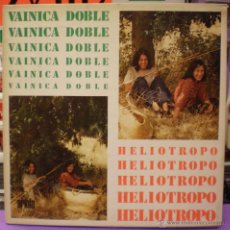 Discos de vinilo: VAINICA DOBLE - HELIOTROPO. Lote 47252803