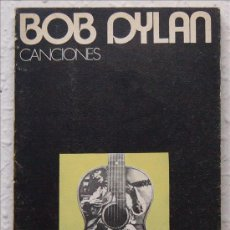 Discos de vinilo: BOB DYLAN, CANCIONES, VISOR, 1971. Lote 47257523