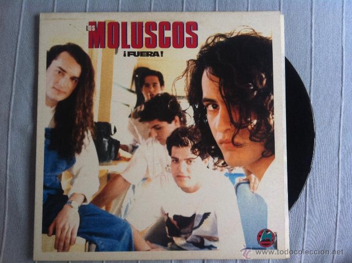 LP LOS MOLUSCOS-FUERA (Música - Discos - LP Vinilo - Grupos Españoles de los 70 y 80)