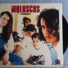 Discos de vinilo: LP LOS MOLUSCOS-FUERA. Lote 47264551