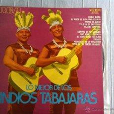 Discos de vinilo: LP INDIOS TABAJARAS-LO MEJOR DE... Lote 47264725