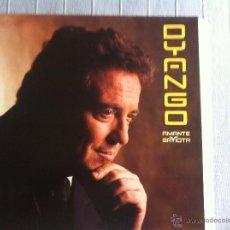 Discos de vinilo: LP DYANGO-AMANTE GAVIOTA. Lote 47264802