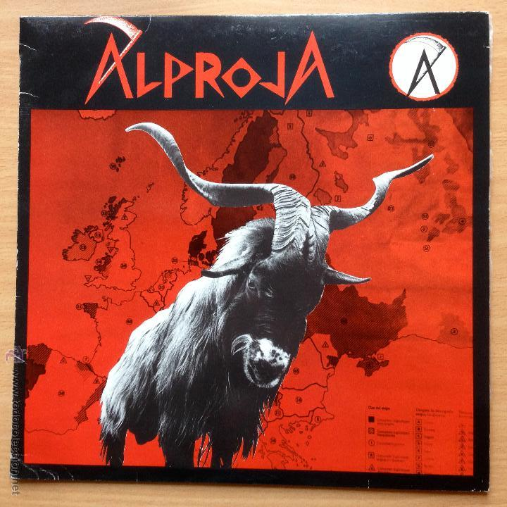 ALPROJA - INOIZ EZ GARA BILUZTUKO (Música - Discos de Vinilo - Maxi Singles - Punk - Hard Core)
