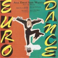 Discos de vinilo: VENDO SINGLE DE EURO DANCE (MEDLEY), AÑO 1993.. Lote 47272630
