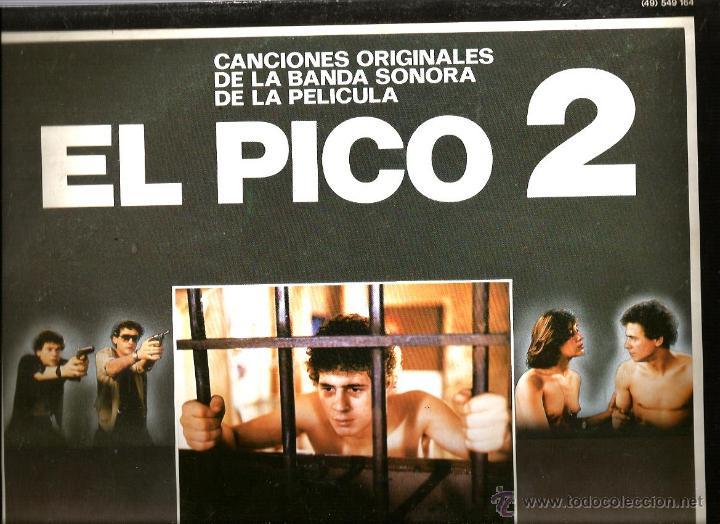 MAXI BANDA SONORA EL PICO 2 ( CANCIONES INTERPRETADAS POR TERREMOTO, 5 TRACKS ) (Música - Discos de Vinilo - Maxi Singles - Bandas Sonoras y Actores)