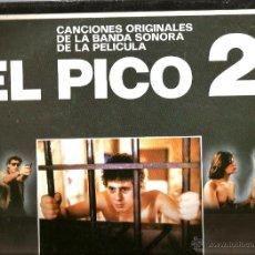 Discos de vinilo: MAXI BANDA SONORA EL PICO 2 ( CANCIONES INTERPRETADAS POR TERREMOTO, 5 TRACKS ). Lote 47273810