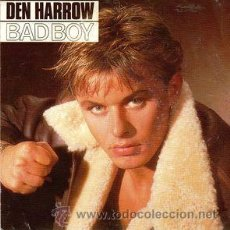 Discos de vinilo: DEN HARROW ?– BAD BOY SINGLE PROMO.. Lote 47276374