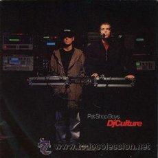 Discos de vinilo: PET SHOP BOYS ?– DJ CULTURE SINGLE. Lote 158929205