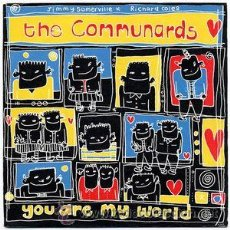 Discos de vinilo: COMMUNARDS, THE ?– YOU ARE MY WORLD SINGLE. Lote 47276525