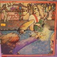 Discos de vinilo: ROCK DEL MANZANARES (VIVA EL ROLLO VOL 2) - MARISCAL ROMERO - LP GATEFOLD SLEEVE.1978. Lote 47280862
