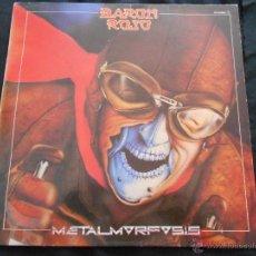 Discos de vinilo: LP BARON ROJO // METALMORFOSIS. Lote 47285514