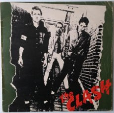 THE CLASH. CBS, 1977. MADE IN YUGOSLAVIA.