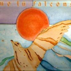 Discos de vinilo: LP FALCONS : COMO TU . Lote 47291719