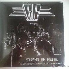 Discos de vinilo: OBÚS - SIRENA DE METAL - PRECINTADO. Lote 47304645