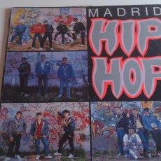 Discos de vinilo: MADRID HIP HOP. Lote 47309520