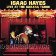 Discos de vinilo: ISAAC HAYES : LIVE AT THE SAHARA TAHOE - 2 LP (1973). Lote 47311591