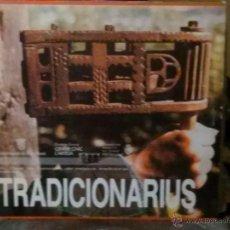 Discos de vinilo: TRADICIONARIUS - 2N CICLE DE CONCERTS DE MÚSICA TRADICIONAL I POPULAR - EDICIO SALSETA DISCOS 1989. Lote 47313599