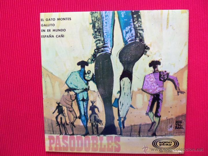 PASODOBLES - JOSÉ AGUIRA Y ORQUESTA (Música - Discos de Vinilo - EPs - Flamenco, Canción española y Cuplé)