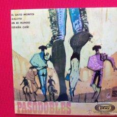Discos de vinilo: PASODOBLES - JOSÉ AGUIRA Y ORQUESTA . Lote 47319211