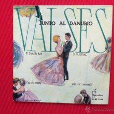 Discos de vinilo: ORQUESTA VIENESA - JUNTO AL DANUBIO . Lote 47319339