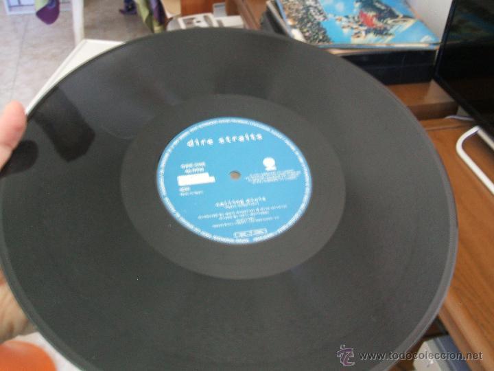 Discos de vinilo: DIRE STRAITS CALLING ELVIS 12 MAXI SPAIN 1991 - Foto 2 - 47301031