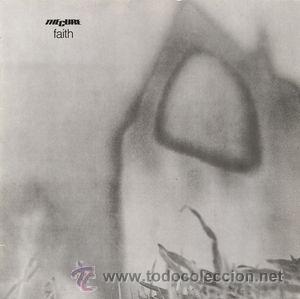 THE CURE - FAITH (Música - Discos - LP Vinilo - Pop - Rock - New Wave Extranjero de los 80)