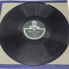 Discos de vinilo: DISCO DE PIZARRA DEL NIÑO MARCHENA, CON GUITARRA DE CARLOS VERDEAL, FANDANGUILLO MARCHENA 1 / 2, ED.. Lote 47321559