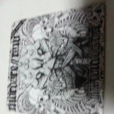 Discos de vinilo: MORDARE / RAW - MASS GENOCIDE MACHINE - SPLIT - EP -AÑO 2007-KREMON RECORDS-N. Lote 47323458