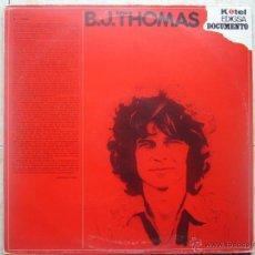 Discos de vinilo: B.J.THOMAS. Lote 47323650