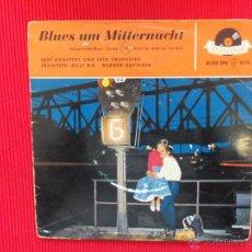 Discos de vinilo: BLUES UM MITTERNACHT - MITTERNACHTS BLUES . Lote 47325025