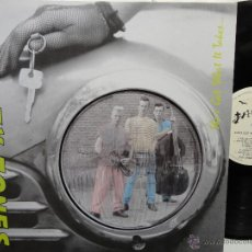 Discos de vinilo: THE CRAZY TONES- SHE´S GOT WHAT IT TAKES - GERMAN LP 1989 - NEO/ ROCKABILLY-PSYCHOBILLY- IMPECABLE.. Lote 47335147